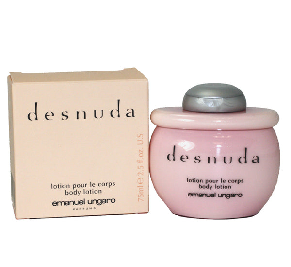 DE938 - Desnuda Body Lotion for Women - 2.5 oz / 75 ml