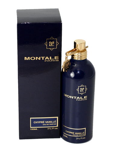 MONT80 - Montale Chypre Vanille Eau De Parfum for Unisex - Spray - 3.3 oz / 100 ml