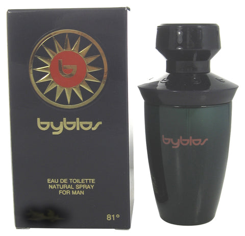 BY08M - Byblos Eau De Toilette for Men - Spray - 3.37 oz / 100 ml