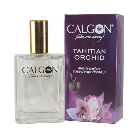 TAH15 - Calgon Tahitian Orchid Eau De Parfum for Women - 1.6 oz / 48 ml