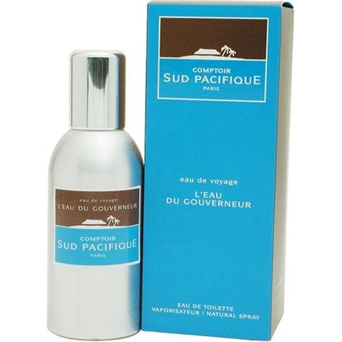 COM18W-P - Comptoir Sud Pacifique L'Eau Du Gouverneur Eau De Toilette for Women - Spray - 3.3 oz / 100 ml
