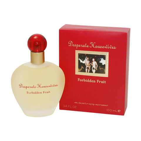 DESP12 - Desperate Housewives Forbidden Fruit Eau De Parfum for Women - 3.4 oz / 100 ml Spray