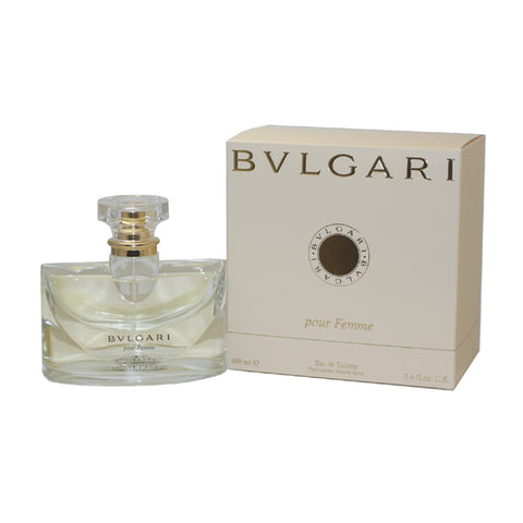 BV14 - Bvlgari Eau De Toilette for Women - 3.4 oz / 100 ml