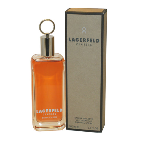 LA28M - Lagerfeld Eau De Toilette for Men - 3.3 oz / 100 ml Spray