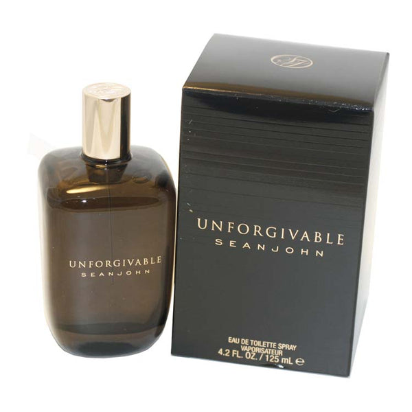 UNF11M - Unforgivable Eau De Toilette for Men - 4.2 oz / 125 ml Spray