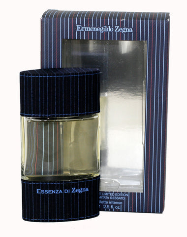 ESZ25 - Essenza Di Zegna Eau De Toilette for Men - Spray - 2.5 oz / 75 ml