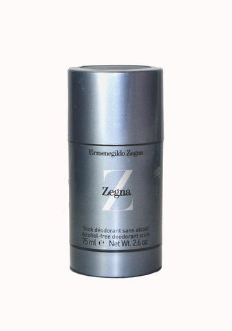 ZZE26M - Z Zegna Deodorant for Men - Stick - 2.6 oz / 75 ml