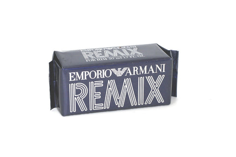 REX15M - Emporio Armani Remix Eau De Toilette for Men - Spray - 1.7 oz / 50 ml