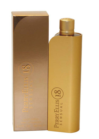 PE18S - 18 Sensual Eau De Parfum for Women - 3.4 oz / 100 ml Spray