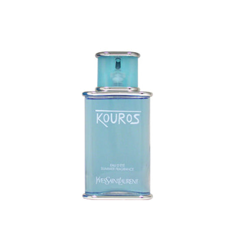 KSF12M - Kouros Eau D'ete for Men - Spray - 3.3 oz / 100 ml - Limitied Edition - Teste