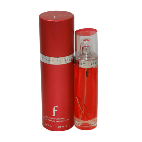 PE46 - Perry Ellis F Eau De Parfum for Women - Spray - 3.4 oz / 100 ml