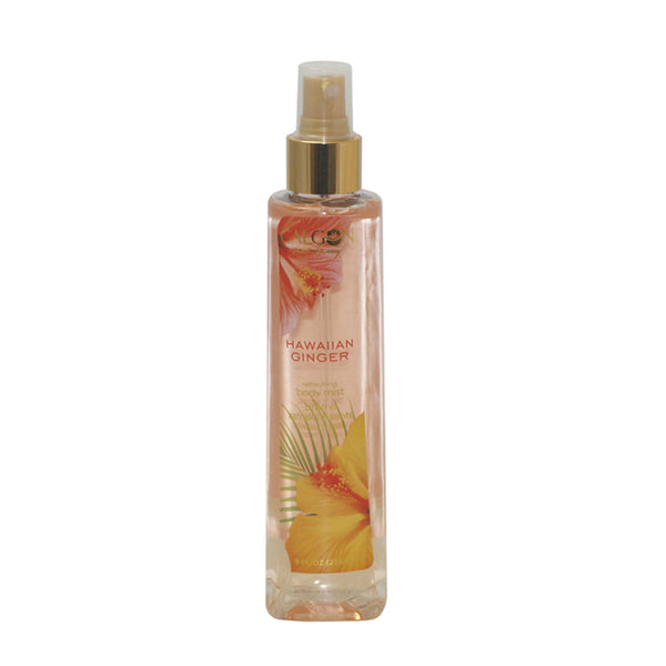 HAW15 - Calgon Hawaiian Ginger Body Mist Spray for Women - 8 oz / 236 g