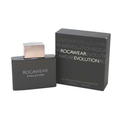 RWE35 - Rocawear Evolution Eau De Toilette for Men - 3.4 oz / 100 ml Spray