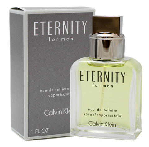 ET609M - Eternity Eau De Toilette for Men - 1 oz / 30 ml Spray