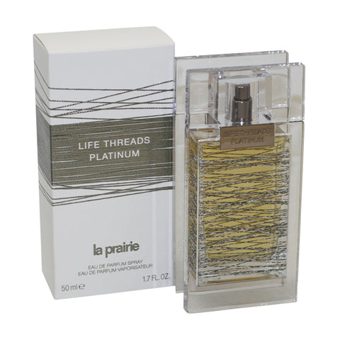 LAPT27 - Life Threads Platinum Eau De Parfum for Women - Spray - 1.7 oz / 50 ml