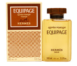 EQ398M - Equipage Aftershave for Men - 3.3 oz / 100 ml - Plastic Bottle