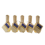GL19 - Gloria Vanderbilt Glorious Eau De Toilette for Women | 5 Pack - 0.5 oz / 15 ml (mini) - Spray - Unboxed