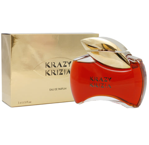 KR222 - Krazy Krizia Eau De Parfum for Women - Splash - 3.4 oz / 100 ml