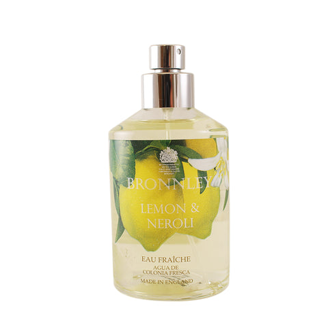 BRON5T - Lemon & Neroli Eau Fraiche for Women - Spray - 3.5 oz / 100 ml - Tester
