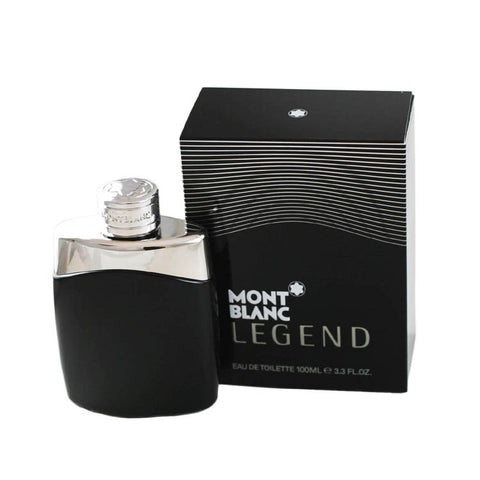 MONL1M - Mont Blanc Legend Eau De Toilette for Men - 3.3 oz / 100 ml Spray