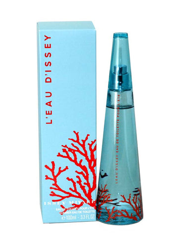ISS34 - L' Eau D Issey Summer 2011 Edition Eau De Toilette for Women - Spray - 3.3 oz / 100 ml
