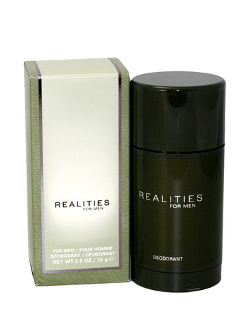 REA7M - Realities Deodorant for Men - 2.6 oz / 75 ml
