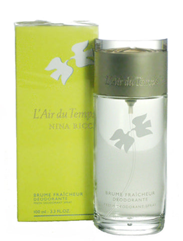 LAA38 - L'Air Du Temps Deodorant for Women - Spray - 3.3 oz / 100 ml