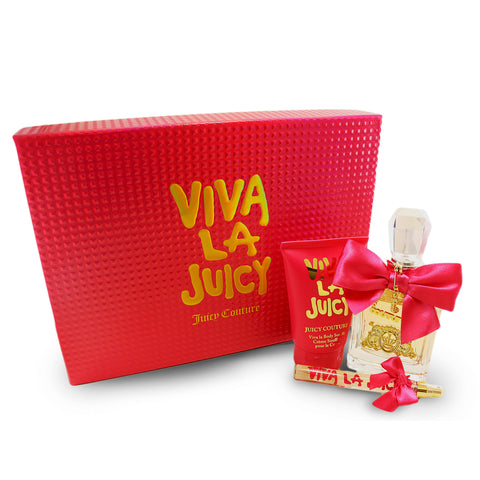 VJ22 - Viva La Juicy 3 Pc. Gift Set For Women