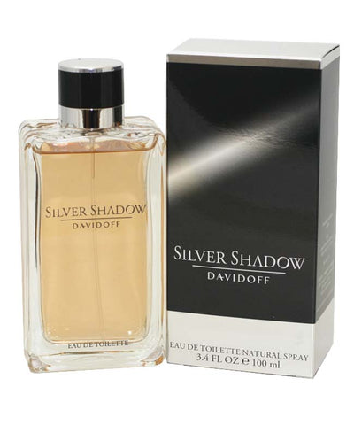 SIL12M - Silver Shadow Eau De Toilette for Men - Spray - 3.4 oz / 100 ml