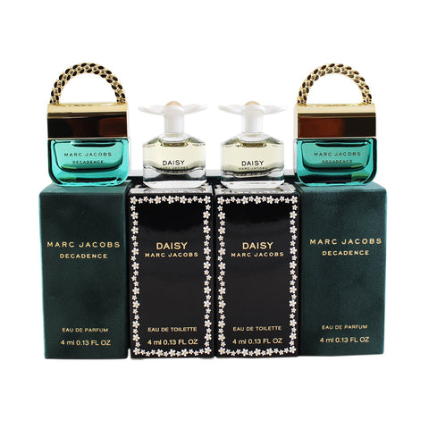 MJV56 - Marc Jacobs Variety 4 Pc. Gift Set for Women