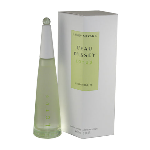 LDL30 - L'Eau D' Issey Lotus Eau De Toilette for Women - Spray - 3 oz / 90 ml - Limitied Edition