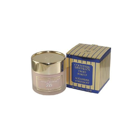 ALEX70 - Alexandra De Markoff Countess Isserlyn Crème Makeup for Women | 2 oz / 80 g - 71 1/2