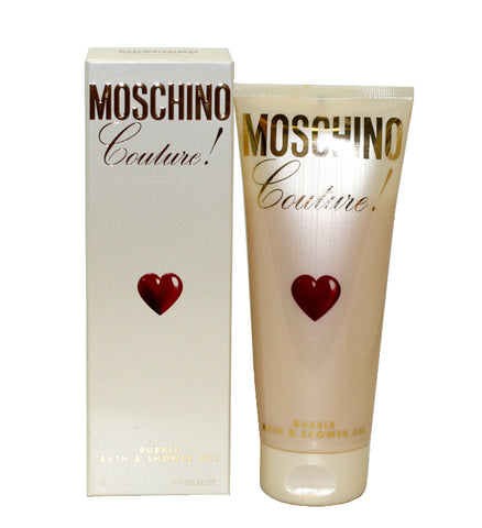 MOI22 - Moschino Couture Bath & Shower Gel for Women - 6.7 oz / 200 ml