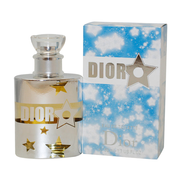 CHS10 - Dior Star Eau De Toilette for Women - Spray - 1.7 oz / 50 ml