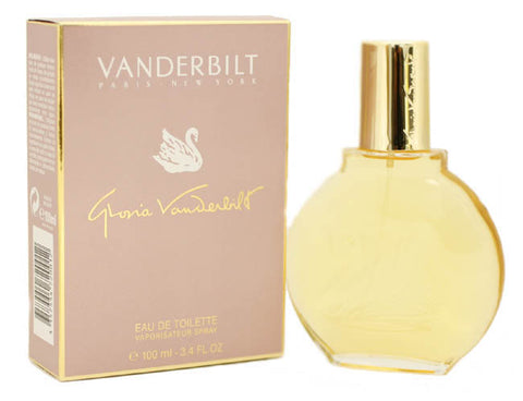 VA36 - Vanderbilt Eau De Toilette for Women - 3.4 oz / 100 ml Spray