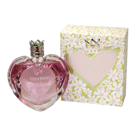 VERF27 - Vera Wang Flower Princess Eau De Toilette for Women - 3.4 oz / 100 ml Spray