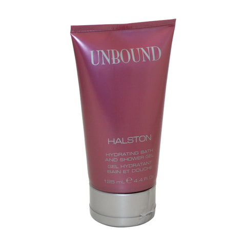 HAL44W-F - Halston Halston Unbound Shower Gel for Women 4.4 oz / 125 g Unboxed