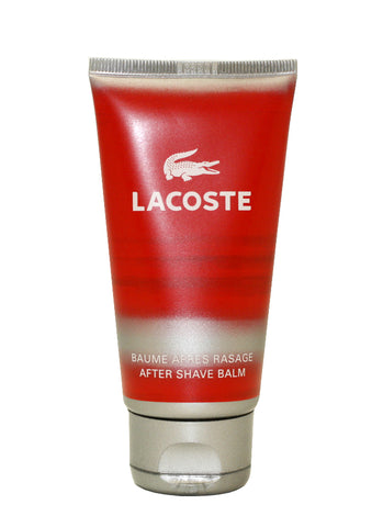 LAC15M - Lacoste Red Style In Play Aftershave for Men - Balm - 2.5 oz / 75 ml