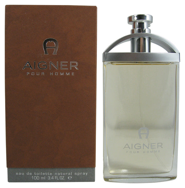 AIG31-P - Aigner Pour Homme Eau De Toilette for Men - 3.4 oz / 100 ml Spray