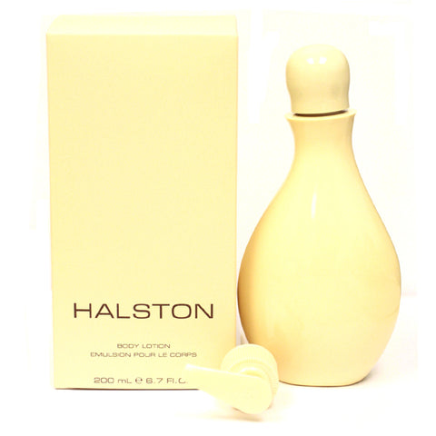 HA23 - Halston Body Lotion for Women - 6.7 oz / 200 ml