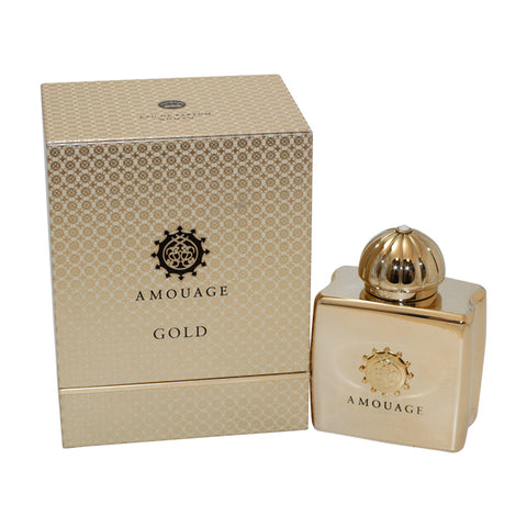AMO48 - Amouage Gold Eau De Parfum for Women - 3.4 oz / 100 ml Spray