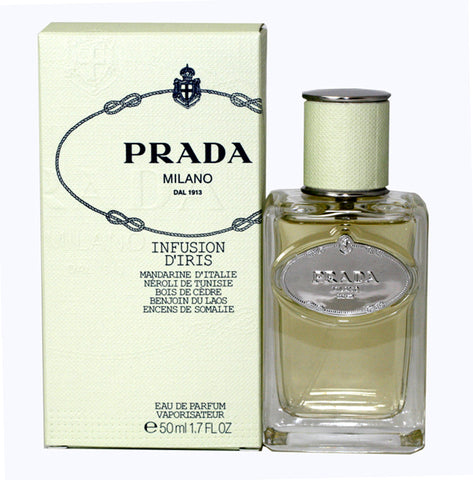 PRAD12 - Prada Infusion D' Iris Eau De Parfum for Women - Spray - 1.7 oz / 50 ml