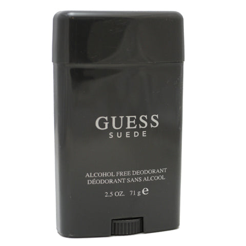 GUS15M - Guess Suede Deodorant for Men - Stick - 2.5 oz / 75 g - Alcohol Free