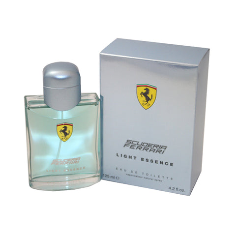 FLS25M - Scuderia Ferrari Light Essence Eau De Toilette for Men - 4.2 oz / 125 ml Spray
