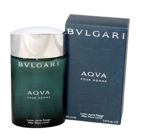 BV39M - Bvlgari Aqva Pour Homme Aftershave for Men - Pour - 3.4 oz / 100 ml