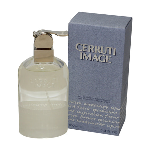 CE08M - Cerruti Image Eau De Toilette for Men - Spray - 3.4 oz / 100 ml