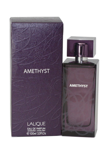 LAM13 - Lalique Amethyst Eau De Parfum for Women - 3.3 oz / 100 ml Spray