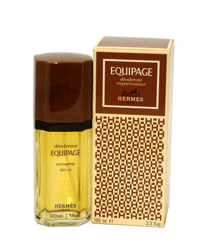 EQ33M - Equipage Deodorant for Men - Spray - 3.3 oz / 100 ml