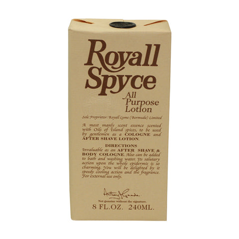 R986M - Royall Spyce Of Bermuda Cologne for Men - 8 oz / 240 ml Spray