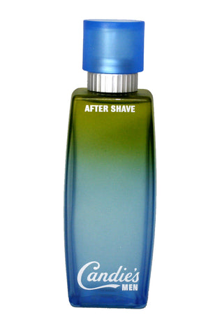 CA34M - Candies Aftershave for Men - 3.3 oz / 100 ml - Unboxed